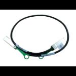 """Hewlett Packard Enterprise X241 100G QSFP28 5m InfiniBand cable 196.9"""" (5 m)"""