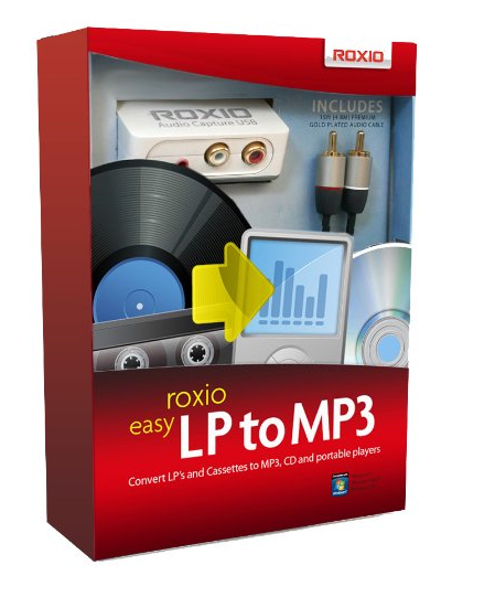 Corel Easy LP to MP3