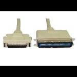 Cables Direct SS-110 SCSI cable Beige External 2 m 50-p Centronics C50