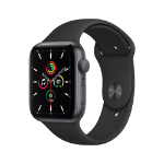 Apple Watch SE OLED 44 mm Grey GPS (satellite)