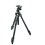 Manfrotto MK290LTA3-BH tripod Digital/film cameras 3 leg(s) Black