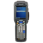 "Honeywell CK75 3.5"" 480 x 640pixels Touchscreen 584g Black handheld mobile computer"