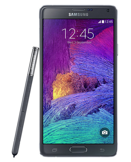 Samsung Galaxy NOTE 4 32GB Original Celular Desbloqueado NEGRO REACONDICIONDO