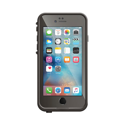 """LifeProof FRĒ 4.7"""" Skin case Grey"""