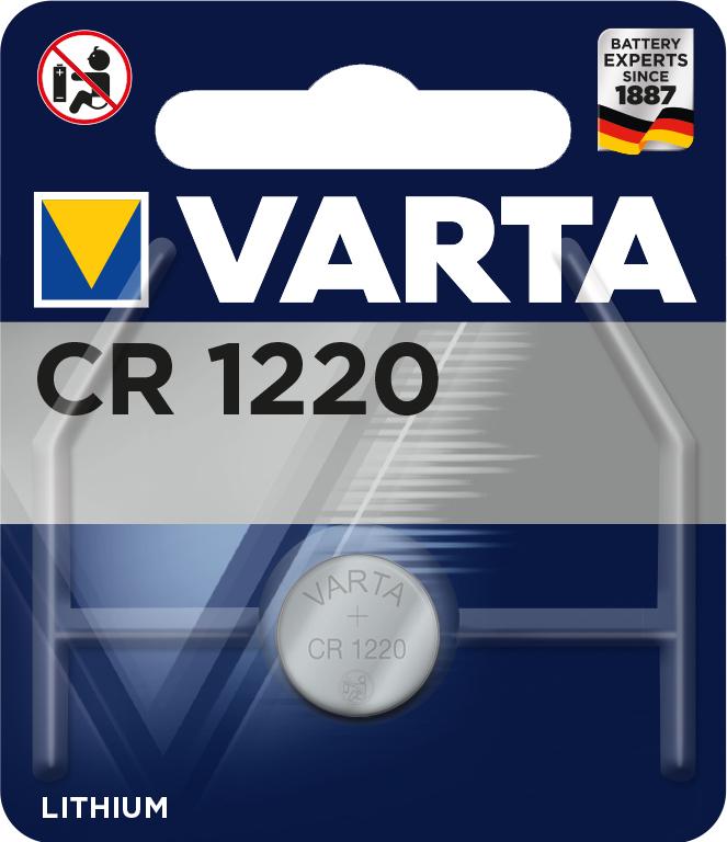 Varta CR 1220 Single-use battery