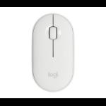 Logitech Pebble M350 muis RF draadloos + Bluetooth Optisch 1000 DPI Ambidextrous