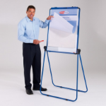 Metroplan Ultimate magnetic board 860 x 650 mm Black, White