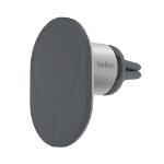 Belkin WIC003btGR Active holder Mobile phone/Smartphone Stainless steel