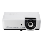Canon LV -HD420 videoproyector 4200 lúmenes ANSI DLP 1080p (1920x1080) 3D Proyector portátil Blanco