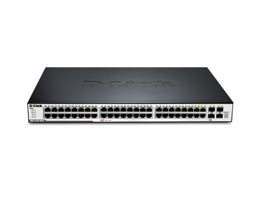 D-Link DGS-3120-48TC/SI network switch Managed L2+