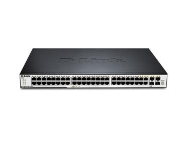 D-Link DGS-3120-48TC/SI switch Gestionado L2+
