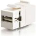 C2G USB 2.0 Keystone A-B F/F