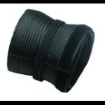 Newstar Cable Sock, 200 cm long, 8.5 cm wide BlackZZZZZ], NS-CS200BLACK