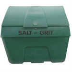 WINTER FD BIN SALT/GRT LCK NO HOPP GRN 400L GN