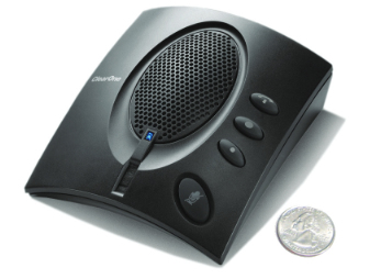 ClearOne Chat 70-U speakerphone PC Black