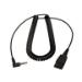 Jabra 8800-01-102 auricular / audífono accesorio Cable