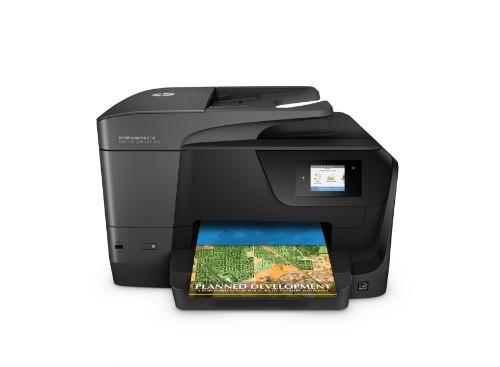 HP OfficeJet Pro 8718 AiO 4800 x 1200DPI Thermal Inkjet A4 22ppm Wi-Fi