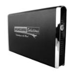 Kanguru 256GB QSSD-2H USB 3.0 256GB Black