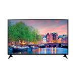 "LG 49LJ594V 49"" Full HD Smart TV Wi-Fi Black LED TV"