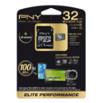 PNY 32GB MicroSD memory card Class 10 UHS