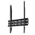 "Hama 00118104 flat panel wall mount 165.1 cm (65"") Black"