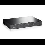 TP-LINK TL-R470T+ Ethernet LAN Black wired router