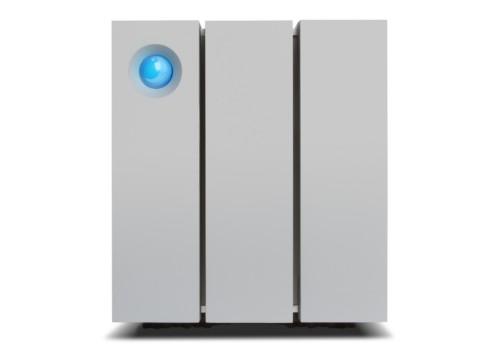LaCie STEY12000400 12TB 2Big RAID Thunderbolt 2 7200RPM External Hard Drive