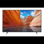 "Sony KD55X80JU TV 139.7 cm (55"") 4K Ultra HD Smart TV Wi-Fi Black"