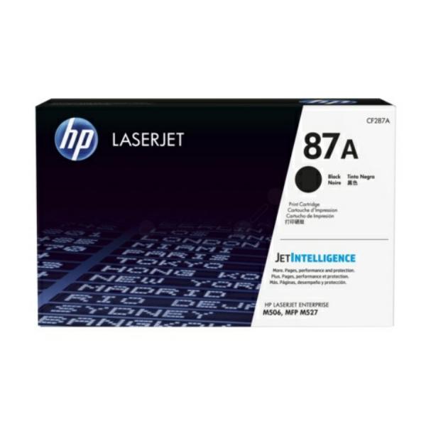 HP CF287A (87A) Toner black, 9K pages
