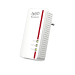 AVM FRITZ!Powerline 1260E International 1200 Mbit/s Ethernet LAN Wi-Fi 1 stuk(s)