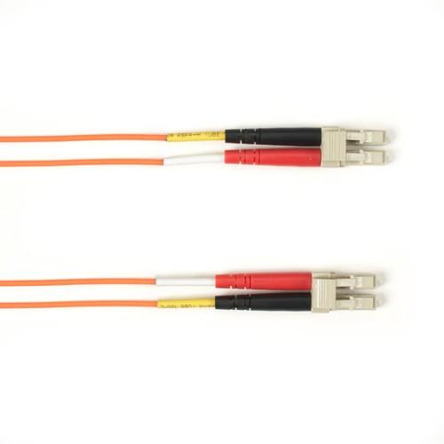Black Box FOLZHSM-002M-LCLC-OR fibre optic cable 2 m LC LSZH OS2 Orange