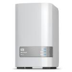 Western Digital My Cloud Mirror (Gen 2) 6TB Ethernet LAN White personal cloud storage device