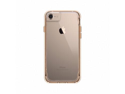 """Griffin Survivor Clear mobile phone case 14 cm (5.5"""") Cover Gold,Transparent"""
