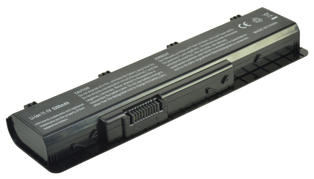 2-Power 10.8v, 6 cell, 57Wh Laptop Battery - replaces A32-N55