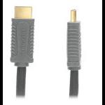 iogear GHDC1405P 5m HDMI HDMI Black HDMI cable