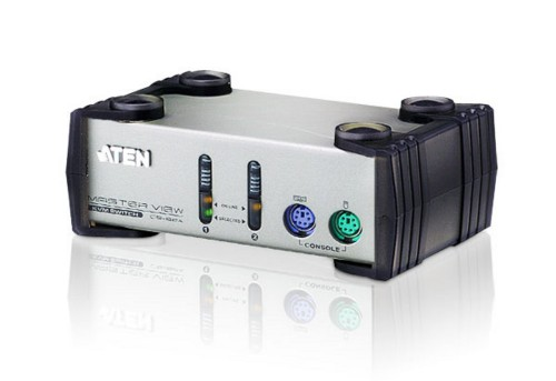 Aten CS82A KVM switch Silver