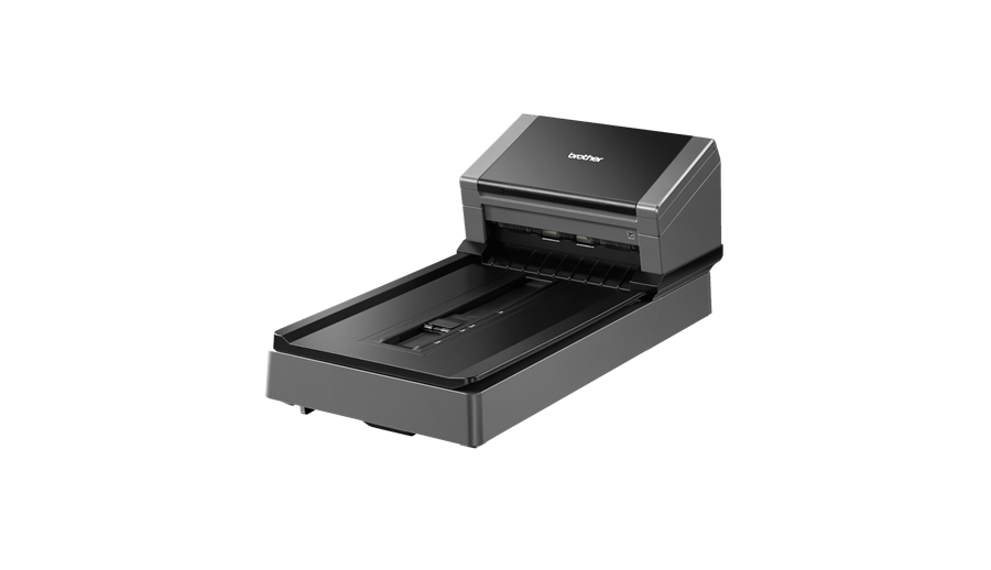Pds-6000f Color Desktop Scanner A4 80ppm 600x600 Dpi USB 3.0 24bit 100 Sheet Adf Duplex