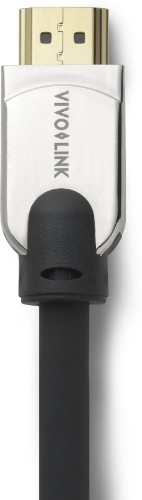 Vivolink PROHDMIHDM0.5 HDMI cable 0.5 m HDMI Type A (Standard) Black