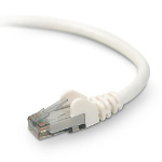 Belkin CAT6 STP Snagless Patch Cable 15m White networking cable
