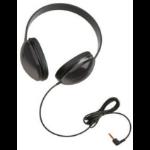 Ergoguys 2800-BKP Black Supraaural Head-band headphone