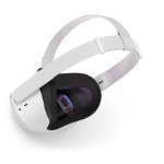 Oculus Quest 2 Dedicated head mounted display White