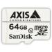 Axis 5801-951 memoria flash 64 GB MicroSDHC Clase 10