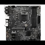 MSI B365M PRO-VDH motherboard LGA 1151 (Socket H4) Micro ATX Intel B365
