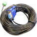 Vivolink VLCPARS232/15M serial cable Black RS-232 Phoenix