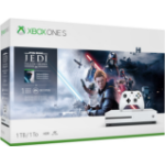 Microsoft Xbox One S + Star Wars Jedi: Fallen Order Blanco 1000 GB Wifi