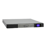 Eaton 5P650IR + 5Y Warranty 650VA 4AC outlet(s) Rackmount Black uninterruptible power supply (UPS)