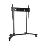 "B-Tech BT8506 65"" Portable Black flat panel floorstand"