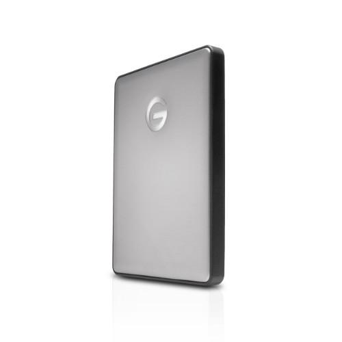 G-Technology G-DRIVE Mobile USB-C external hard drive 1000 GB Grey