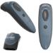 Socket Mobile DuraScan D730 Lector de códigos de barras portátil 1D Laser Azul, Gris