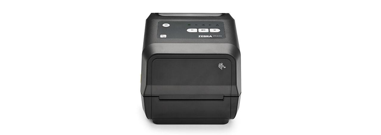 Zebra ZD420 impresora de etiquetas Transferencia térmica 203 x 203 DPI Alámbrico